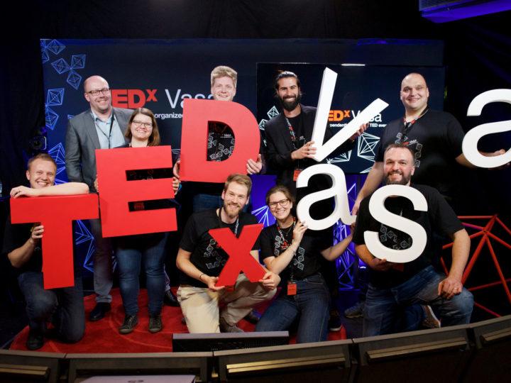 Photos from the TEDxVasa 2017 event