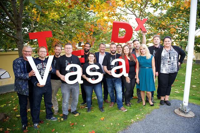 Tedxvasa 2017 videos